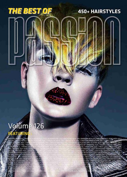 Frisurenbuch Passion's Damen Volume 126