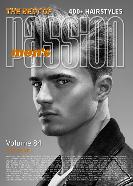 Frisurenbuch Passion Mens 84
